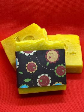 Pumpkin Orange Bar Soap (CP)