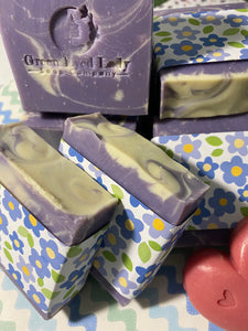 Purple Passion Handmade Bar Soap