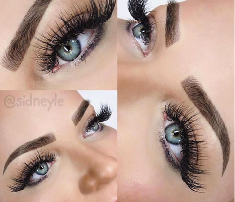 Combo brows by Sidney