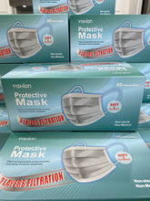 Load image into Gallery viewer, Disposable Masks (Box of 50)