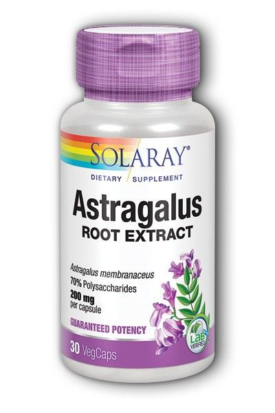 Astragalus Root Extract 500mg