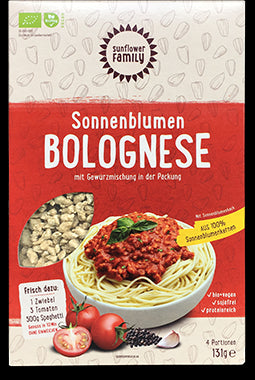 SUNFLOWER Bolognesa 131g
