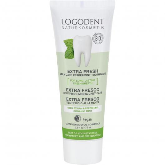 Dentífrico Menta Bio Daily Care Logona 75 ml