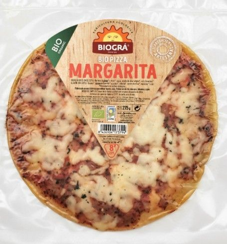 Pizza Margarita 275Gr