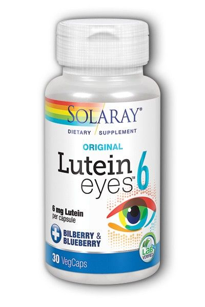 Lutein Eyes 6mg