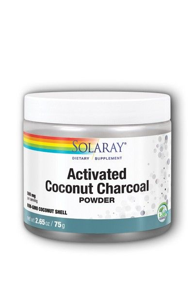Charcoal Coconut Activated 75Gr