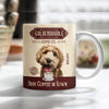 Goldendoodle Dog Coffee Company Mug FB1701 68O35