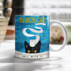Black Cat Toilet Paper Company Mug FB2602 81O53