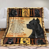 Cane Corso Dog Fleece Blanket MR0301 81O49
