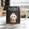 Goldendoodle Dog Coffee Company Mug FB1402 81O53