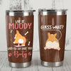 Corgi Dog Steel Tumbler FB0403 67O33