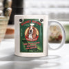 Basset Hound Dog Coffee Company Mug FB1802 95O50