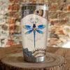 Dragonfly Steel Tumbler MR1601 69O43
