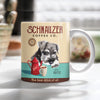 Schnauzer Dog Coffee Company Mug FB1103 81O53