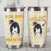 Australian Shepherd Dog Steel Tumbler MR0706 69O52