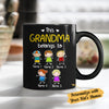 Personalized Grandma FD Mug MY111 81O34