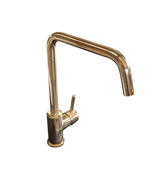BT14 Mixer tap with swivel spout