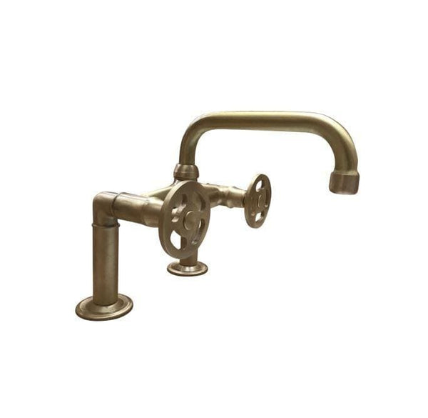 BT29 Traditional deck mounted vintage tap