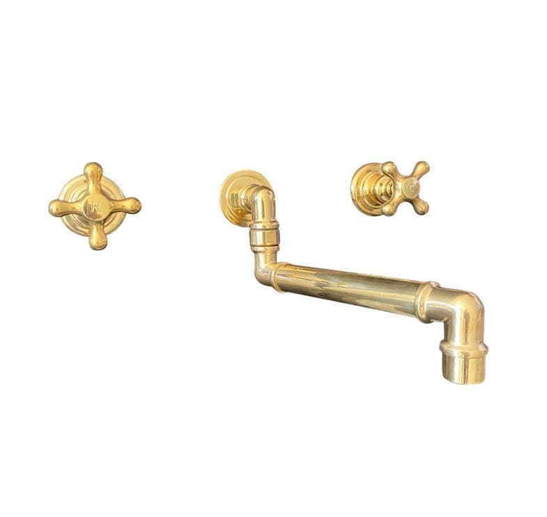 BT70 Wall mounted tap swivel spout