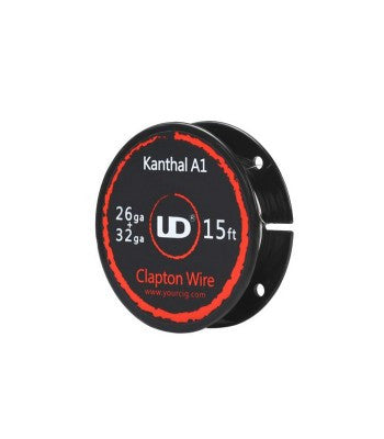 Clapton 26G Parallel Wire - 15ft Spool