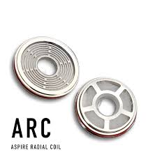 Aspire Revvo Replacement Radial Coil - Pack of 3