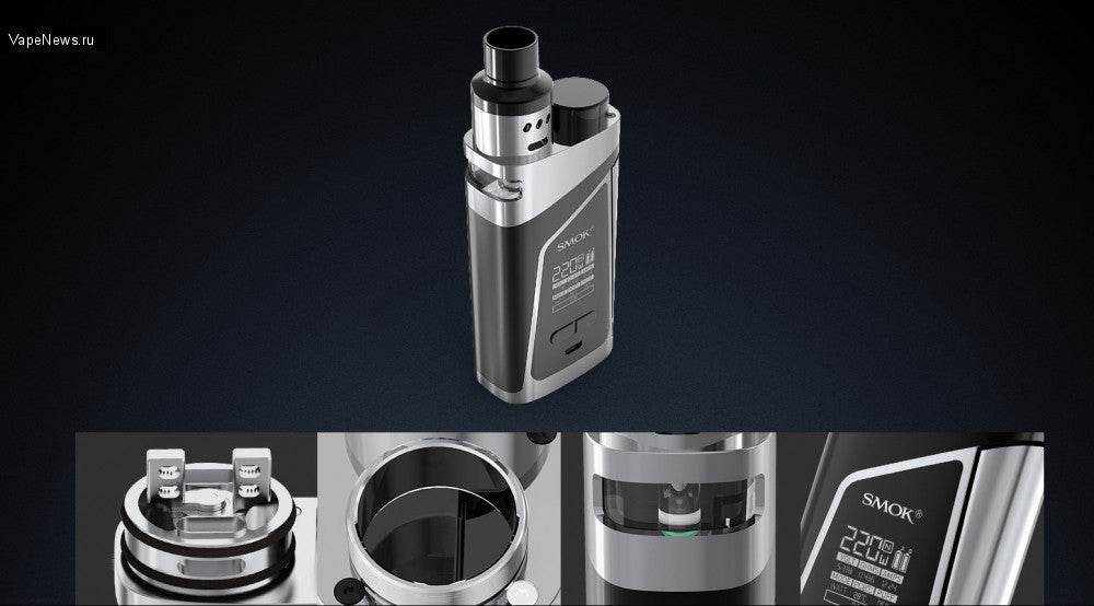 Skyhook RDTA Box 220w Kit