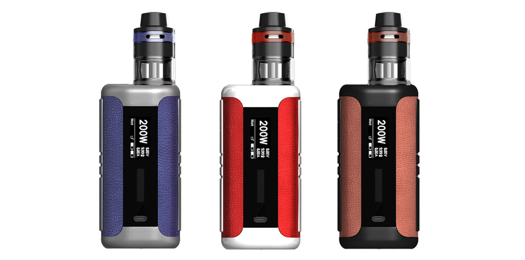 ASPIRE VAPORESSO SPEEDER REVVO 200W TC STARTER KIT