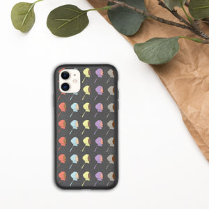"Open image in slideshow, ""She Is"" Biodegradable phone case"