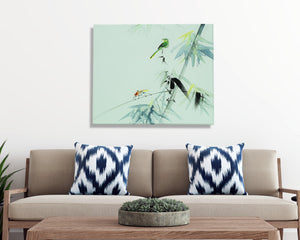 Bamboo and Birds 竹鸟图