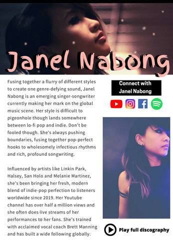 Who is Janel Nabong?