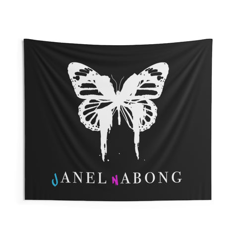Butterfly Graphic Flag