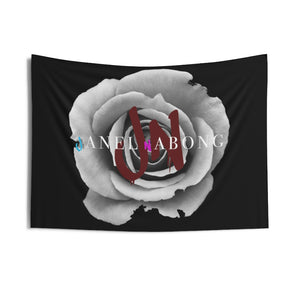 Rose Graphic Flag