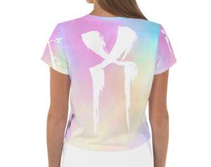 MANIC ICE CREAM EDITION - Crop Tee
