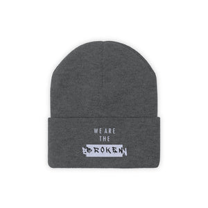 We Are the Broken Beanie - Charcoal Grey