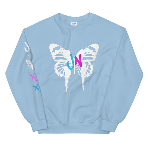 Butterfly Ice Cream - Crewneck