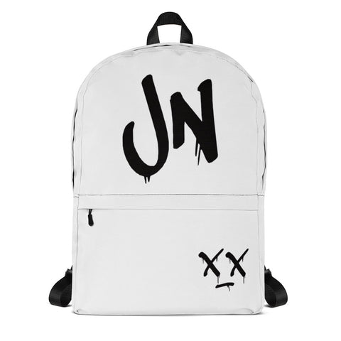 JN Backpack - White