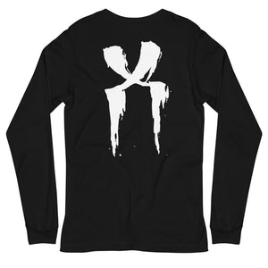 Graffiti - Long Sleeve Tee