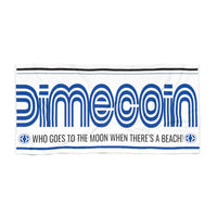 Dimecoin Beach Towel