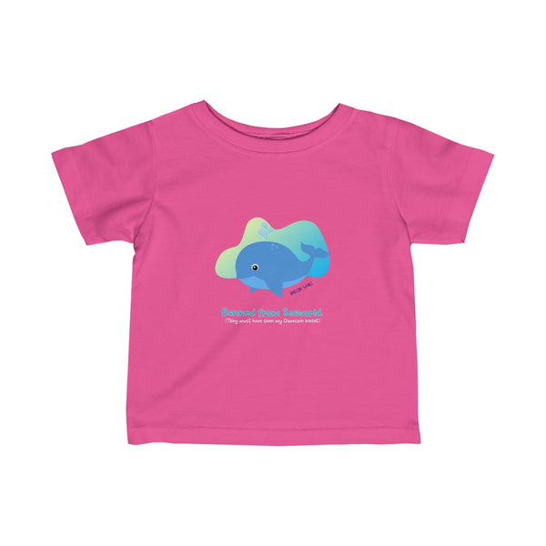 Little Whale Infant Tee