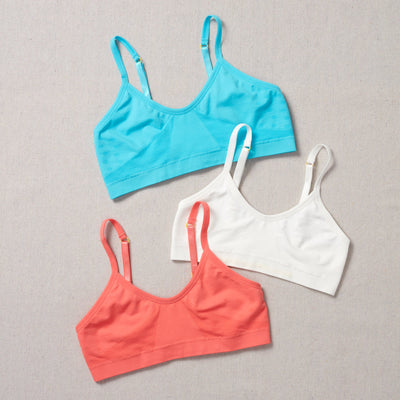 Tulip Seamless Bra Bundle of Three Basics Collection