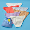 Petal Pima Cotton Undie Bundle