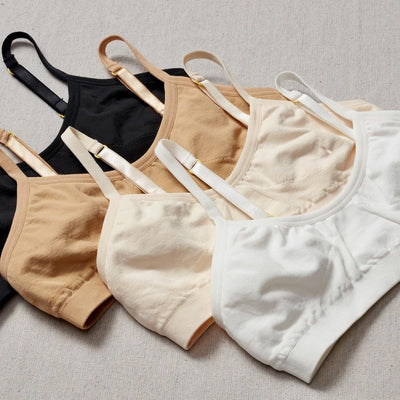 Chickadee Seamless Bra Basics Collection