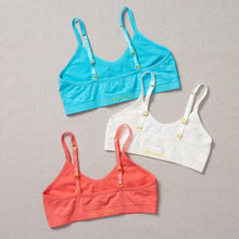 Load image into Gallery viewer, Tulip Seamless Bra Bundle of Three Basics Collection