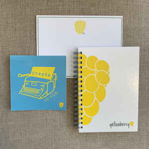 Yellowberry Notebook