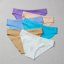 Load image into Gallery viewer, Simple Pima Cotton Undie Bundle of Six