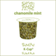 Chamomile peppermint tea  pods for Keurig brewers K-Cup compatible capsules