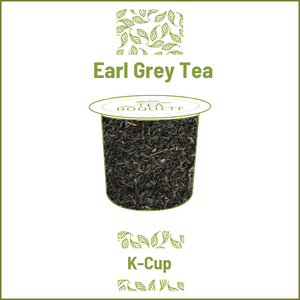 Earl grey tea  pods for Keurig brewers K-Cup compatible capsules