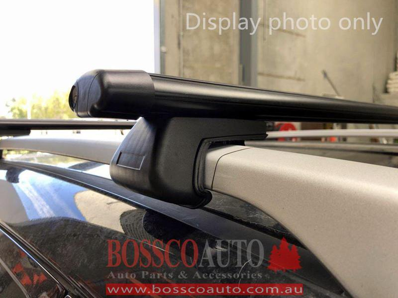 Black Roof Racks suitable for Mondeo (Wagon) 2008-2012 - Vehicle Safe