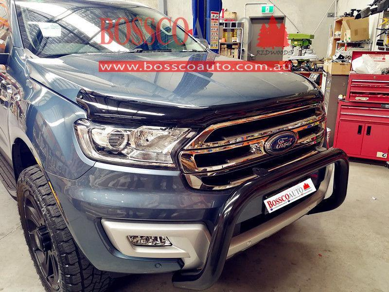 Bonnet Protector suitable for Ford Ranger PX MK II / Everest 2015-2018 - Vehicle Safe