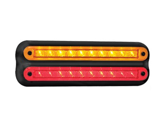 LED Autolamp Tail Light Stop/Tail/Indicator - Slim | ADR Approved | Perfect For Trailers - Vehicle Safe
